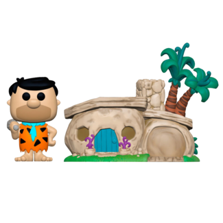Funko Pop! TV: The Flinstones - Fred Flinstone with house