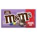 M&M's Fudge Brownie Share Size 80,2 gr.