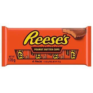 Reese's 4-Butter Cup Multipack 170 gr.