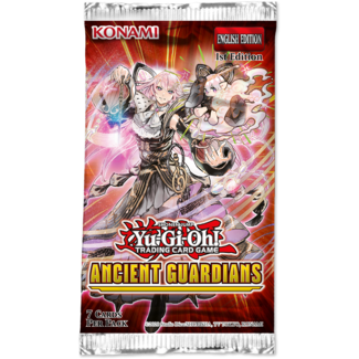 Konami YGO ANCIENT GUARDIANS BOOSTER