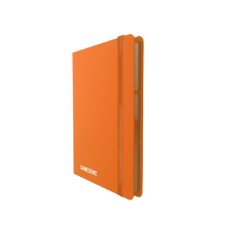 GameGenic PORTFOLIO CASUAL ALBUM 18-POCKET ORANGE