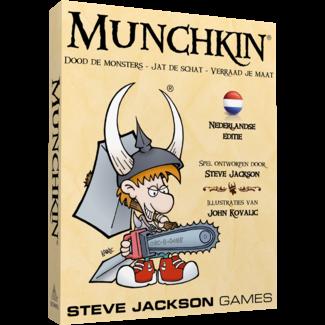Steve Jackson Games MUNCHKIN NL
