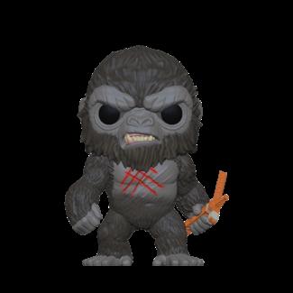 Funko Pop! Movies: Godzilla vs Kong - Battle-Scarred Kong