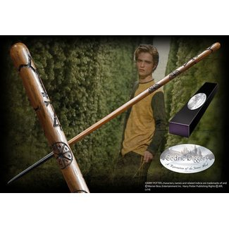 The Noble Collection Harry Potter Wand Cedric Diggory (Character-Edition)