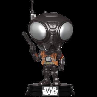 Funko Pop! Star Wars: The Mandalorian - Q9-0