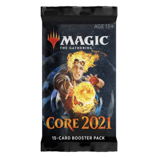 Wizards Of The Coast MTG CORE 2021 BOOSTER
