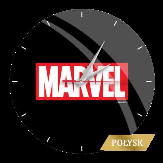 Marvel: Logo Black