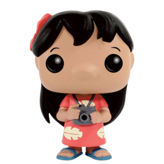 Funko Pop! Disney: Lilo & Stitch - Lilo
