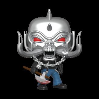 Funko Pop! Rocks: Motorhead - Warpig