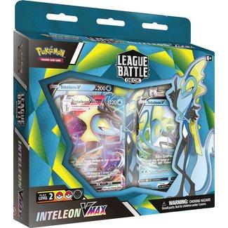 The Pokémon Company international INTELEON VMAX LEAGUE BATTLE DECK