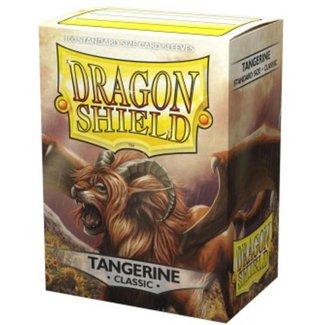 Dragon Shield SLEEVES DRAGON SHIELD - TANGERINE (100CT)