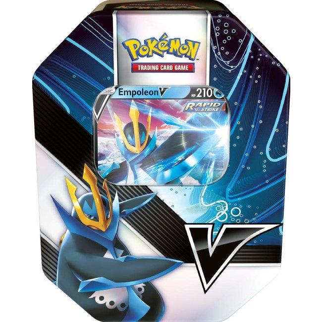The Pokémon Company international SUMMER TIN - V STRIKERS: Empoleon