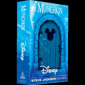 Steve Jackson Games MUNCHKIN DISNEY