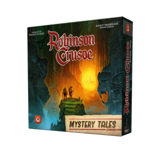 Portal Games ROBINSON CRUSOE MYSTERY TALES EXP