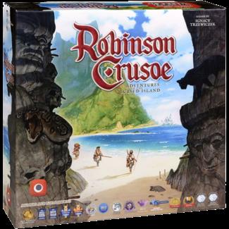 Portal Games Robinson Crusoe - Adventures on the cursed island