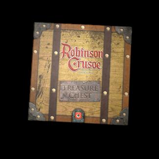 Portal Games ROBINSON CRUSOE TREASURE CHEST