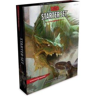 Wizards Of The Coast D&D 5.0 - STARTER SET TRPG