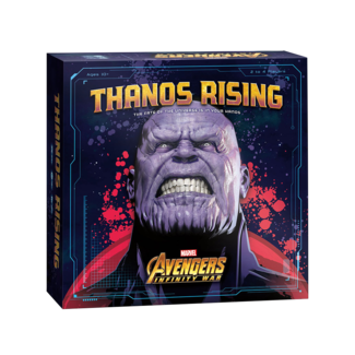 usaopoly Avengers Infinity War Cooperative Dice and Card Game Thanos Rising *English Version*
