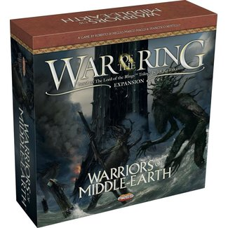 Ares Games LOTR WOTR WARRIORS OF MIDDLE EARTH