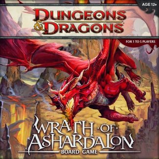 Wizards Of The Coast D&D WRATH OF ASHARDALON BOARDGAME