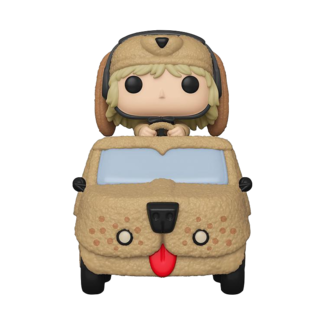 Funko Pop! Rides: Dumb and Dumber - Harry in Mutts Cutts Van