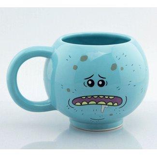 GB eye Rick & Morty 3D Mug Mr Meeseeks