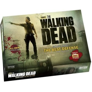 Cryptozoic Walking Dead Board Game The Best Defense *English Version*