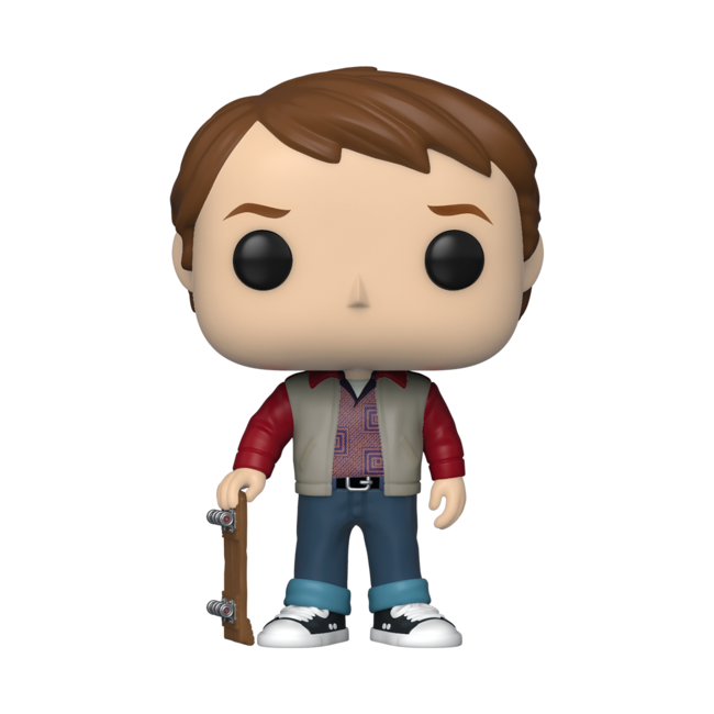 Funko Pop! Movies - Back to the Future - Marty 1955
