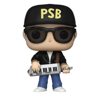 Funko Pop! Rocks: Pet Shop Boys - Chris Lowe