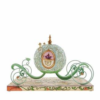 Enesco Disney Traditions - Enchanted Carriage (Cinderella Carriage Figurine)
