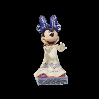 Enesco Disney Traditions - Halloween Minnie Figurine