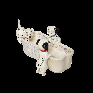 Enesco Disney Traditions - 101 Dalmatians Bone Dish