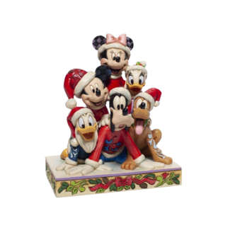 Enesco Piled High (Kerst) Tradition