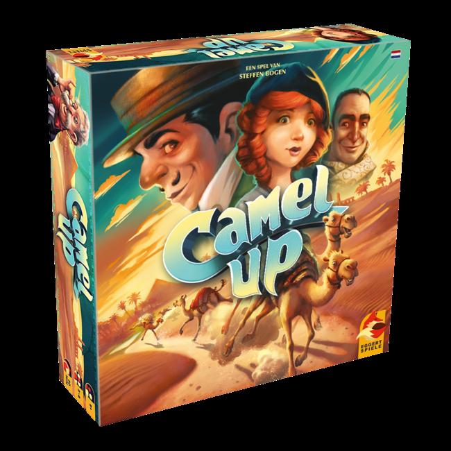 Eggert Spiele Camel Up Nederlandse Editie