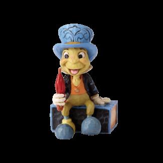 Enesco Disney Traditions - Jiminy Cricket on Match Box Mini Figurine