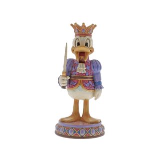 Enesco Disney Traditions - Reigning Royal (Donald Duck Figurine)