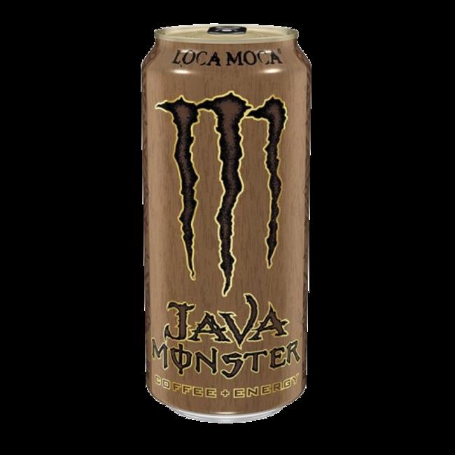 Monster Loca Moca blik 443 ml.