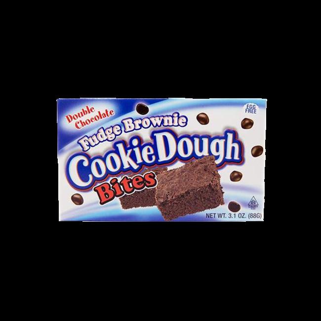 CookieDough Fudge Brownie Dough Bites 88 gr.