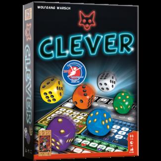 999 Games Clever - Dobbelspel