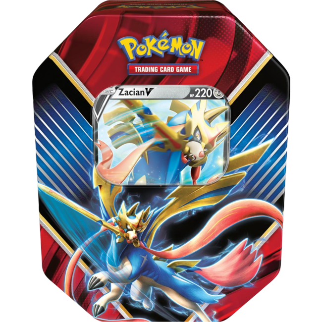 The Pokémon Company international LEGENDS OF GALAR TIN - Zacian