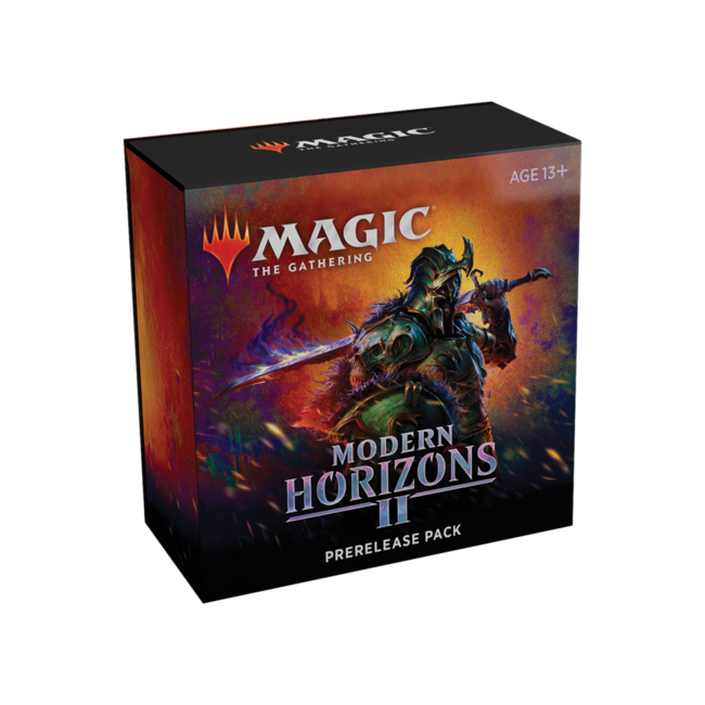 Wizards Of The Coast Modern Horizons 2 Pre Release Pack