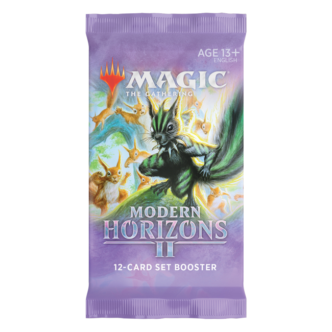 Wizards Of The Coast MODERN HORIZONS 2 SET BOOSTER