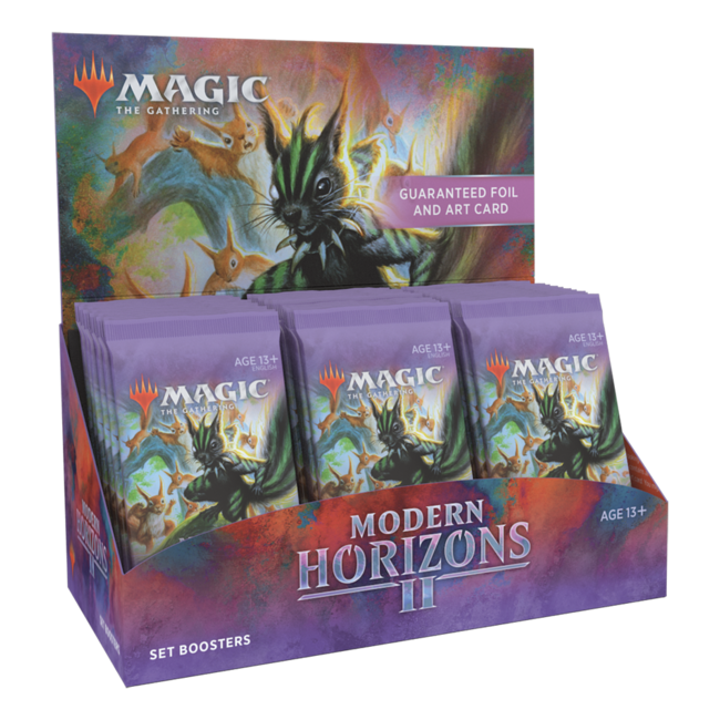 Wizards Of The Coast MODERN HORIZONS 2 SET BOOSTER DISPLAY