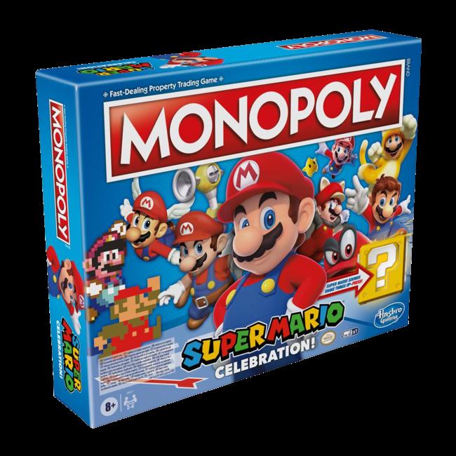 Hasbro MONOPOLY SUPER MARIO CELEBRATION