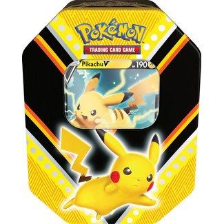 The Pokémon Company international FALL TIN - Pikachu V