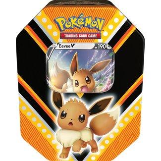 The Pokémon Company international POK TCG FALL TIN - Eevee V