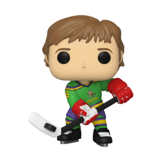 Funko Pop! Movies: The Mighty Ducks - Charlie Conway