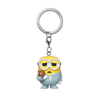 Funko Pocket Pop! Keychain: Minions 2 - Pajama Bob