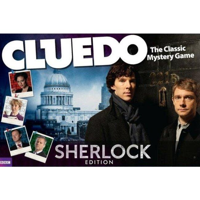Hasbro Cluedo: Sherlock edition