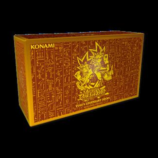Konami YGO KING OF GAMES - YUGI'S LEGENDARY DECKS